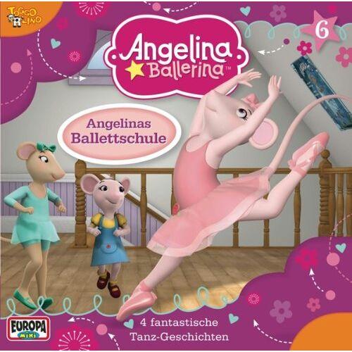 Angelina Ballerina - 06/Angelinas Ballettschule - Preis vom 15.04.2021 04:51:42 h