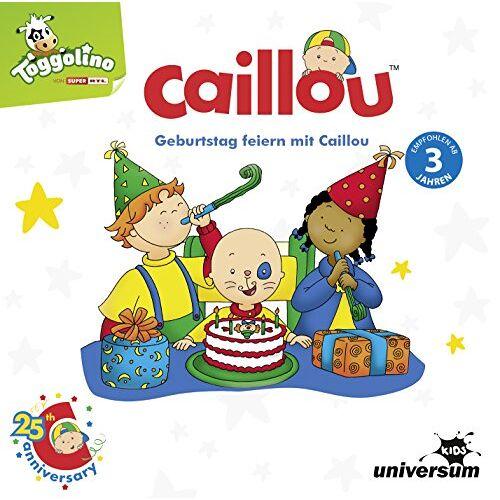 Caillou - Geburtstag Feiern mit Caillou - Preis vom 05.05.2021 04:54:13 h