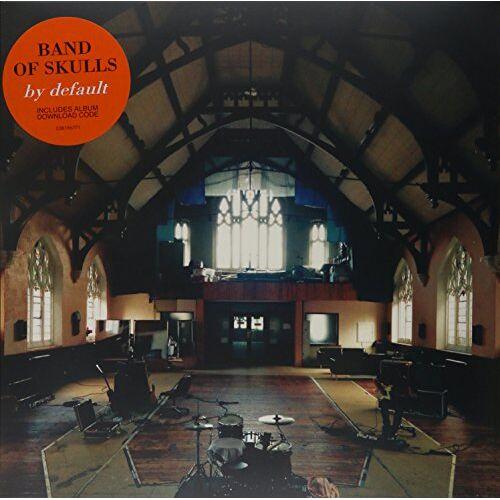 Band of Skulls - By Default [Vinyl LP] - Preis vom 13.05.2021 04:51:36 h