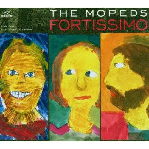 the Mopeds - Fortissimo - Preis vom 24.09.2020 04:47:11 h