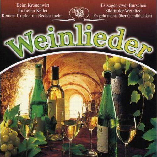 Various - Weinlieder - Preis vom 13.05.2021 04:51:36 h