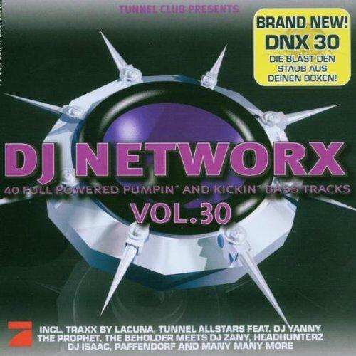 Various - DJ Networx Vol.30 - Preis vom 05.03.2021 05:56:49 h