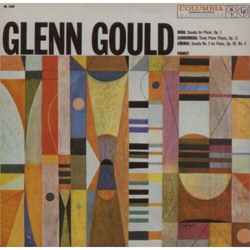 Glenn Gould - Glenn Gould Jubilee Edition: Berg Klaviersonate Nr. 1, Schönberg Drei Klavierstücke - Preis vom 20.10.2020 04:55:35 h