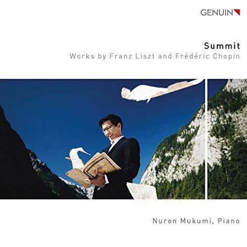 Nuron Mukumi - Chopin/Liszt: Summit - Werke für Klavier - Preis vom 04.09.2020 04:54:27 h