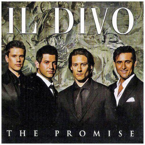 Il Divo - The Promise - Preis vom 20.10.2020 04:55:35 h