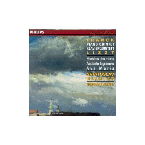 Richter - Klavierquintett F-Moll/Harmoni - Preis vom 07.05.2021 04:52:30 h
