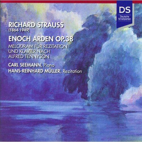 Carl Seemann - Enoch Arden Op.38 - Preis vom 10.05.2021 04:48:42 h