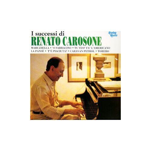 Renato Carosone - I Successi di Renato Carosone - Preis vom 25.02.2021 06:08:03 h