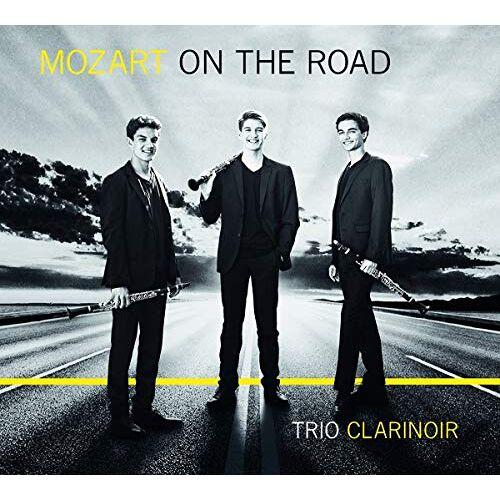 Trio Clarinoir - Mozart on the Road - Preis vom 06.09.2020 04:54:28 h