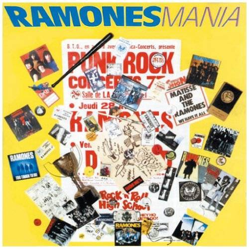 Ramones - Ramones Mania - Preis vom 06.03.2021 05:55:44 h