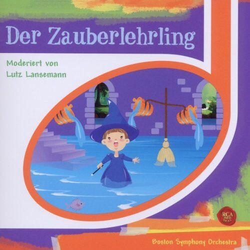 Lutz Lansemann - Esprit/der Zauberlehrling - Preis vom 15.04.2021 04:51:42 h