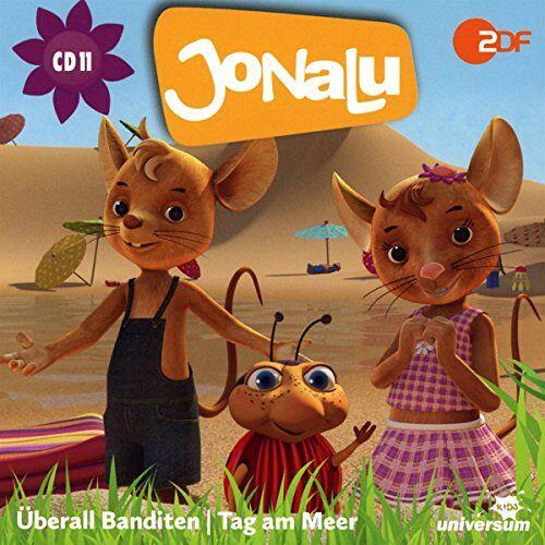 Jonalu - Jonalu Staffel 2-CD 11 - Preis vom 28.02.2021 06:03:40 h