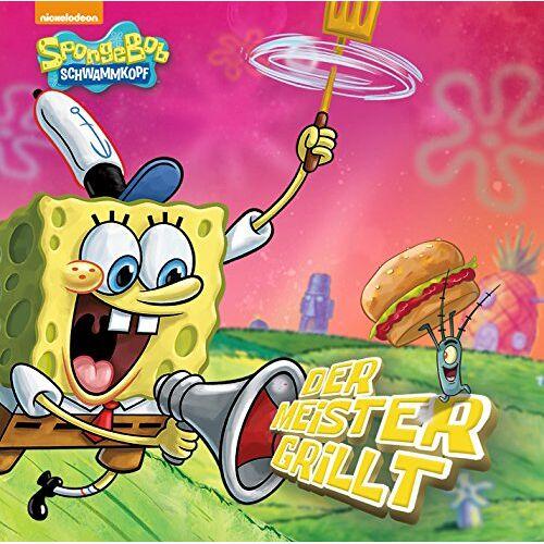 Spongebob Schwammkopf - SpongeBob - Der Meister grillt - Preis vom 21.04.2021 04:48:01 h