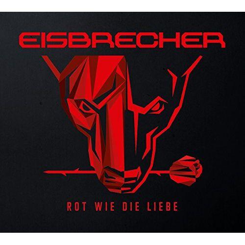 Eisbrecher - Rot Wie die Liebe - Preis vom 10.05.2021 04:48:42 h