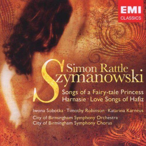 Simon Rattle - Orchesterlied./Harnasie-Ballet - Preis vom 15.04.2021 04:51:42 h