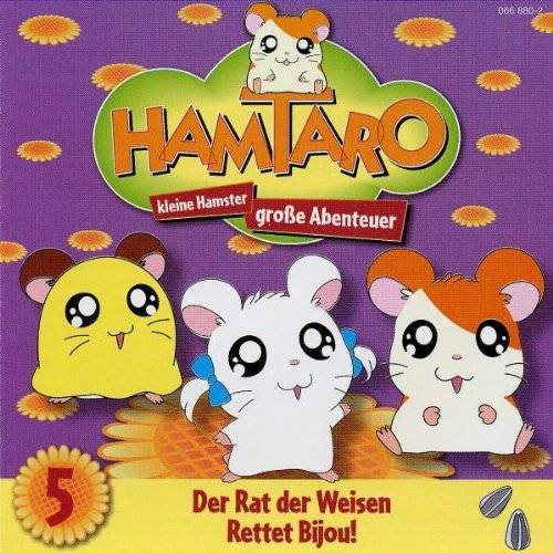 Hamtaro - Hamtaro-Folge 5 - Preis vom 25.01.2021 05:57:21 h