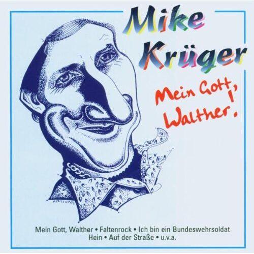 Mike Krüger - Mein Gott, Walter - Preis vom 10.05.2021 04:48:42 h
