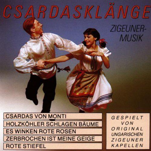 Various - Csardasklänge - Zigeunermusik - Preis vom 15.04.2021 04:51:42 h