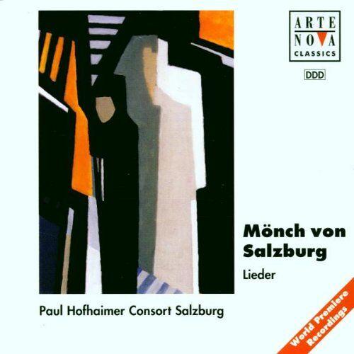 Michael Seywald - Mönch von Salzburg (Lieder aus dem 14. Jahrhundert) - Preis vom 06.05.2021 04:54:26 h