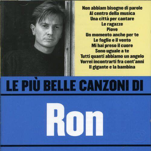 Ron - Le Piu'belle Canzoni - Preis vom 05.05.2021 04:54:13 h