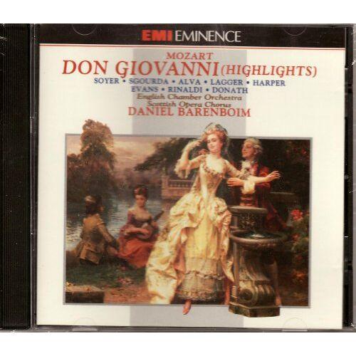 Barenboim - Don Giovanni Hlts - Preis vom 01.06.2020 05:03:22 h