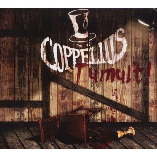 Coppelius - Tumult! - Preis vom 18.10.2020 04:52:00 h