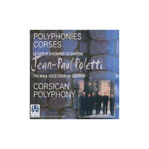 J.P. Poletti - Polyphonies Corses - Preis vom 06.05.2021 04:54:26 h