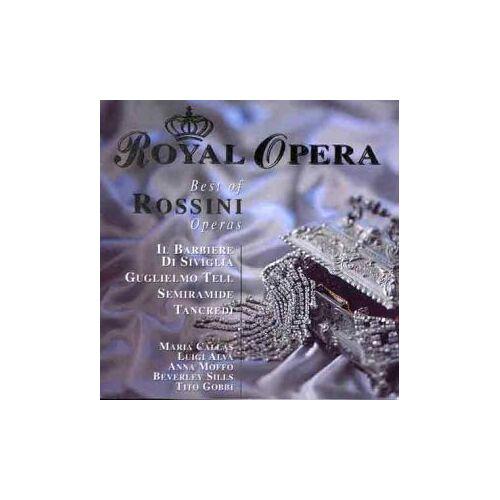 Best of Rossini Operas - Preis vom 20.10.2020 04:55:35 h