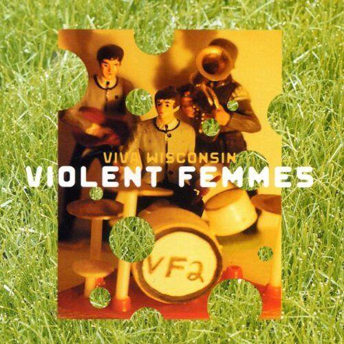 Violent Femmes - Viva Wisconsin - Preis vom 06.05.2021 04:54:26 h