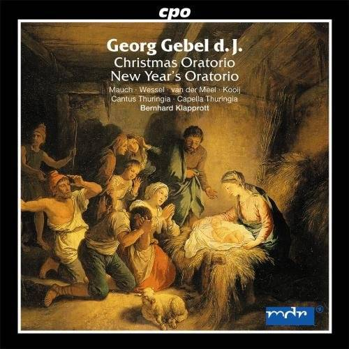 Cantus Thuringia - Weihnachtsoratorium (1748) - Preis vom 21.04.2021 04:48:01 h