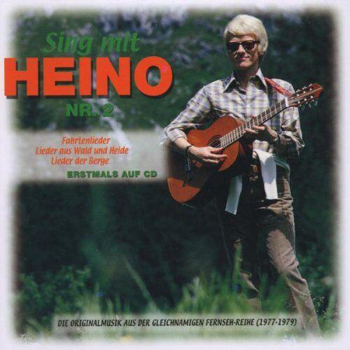 Heino - Sing mit Heino/Nr.2 - Preis vom 08.05.2021 04:52:27 h