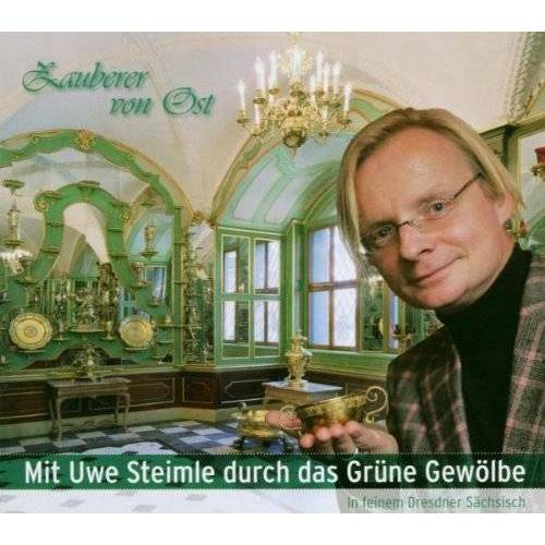 Uwe Steimle - Der Zauberer Von Ost - Preis vom 02.12.2020 06:00:01 h