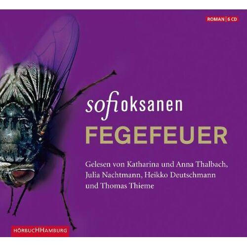 Sofi Oksanen - Fegefeuer - Preis vom 14.05.2021 04:51:20 h