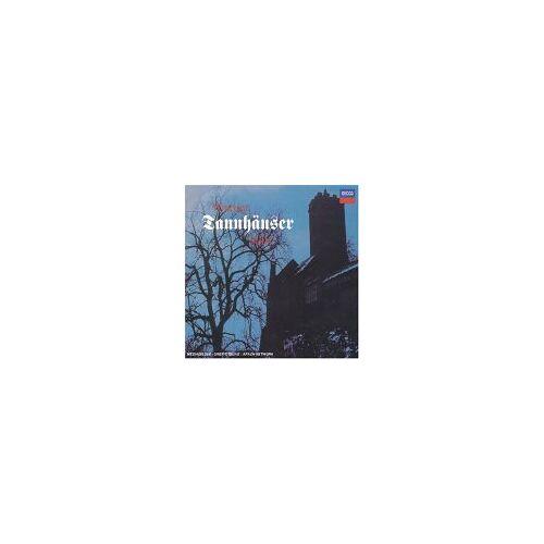 Rene Kollo - Tannhäuser (Ga) - Preis vom 14.05.2021 04:51:20 h