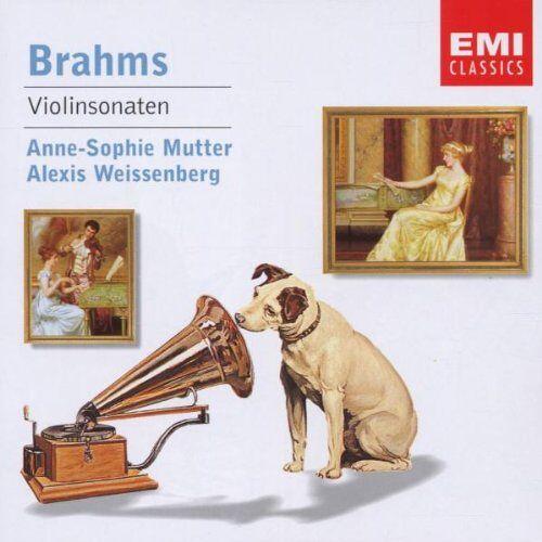 Anne-Sophie Mutter - Violinsonaten 1-3 - Preis vom 25.01.2021 05:57:21 h