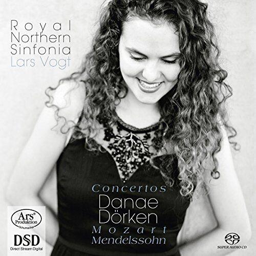 Danae Dörken - Mozart/Mendelssohn: Klavierkonzerte - Preis vom 09.05.2021 04:52:39 h