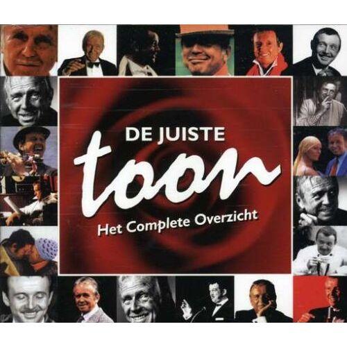 Toon Hermans - De Juiste Toon - Preis vom 15.04.2021 04:51:42 h