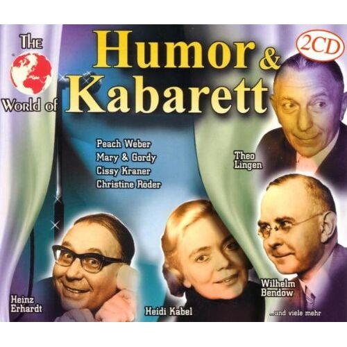Various - W.O.Humor & Kabarett - Preis vom 07.05.2021 04:52:30 h