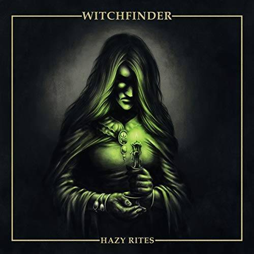 Witchfinder - Hazy Rites (2lp) - Preis vom 01.03.2021 06:00:22 h