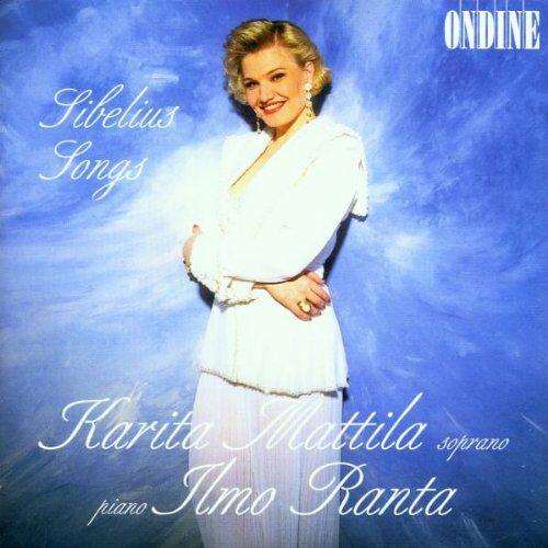 Karita Mattila - Lieder - Preis vom 13.05.2021 04:51:36 h