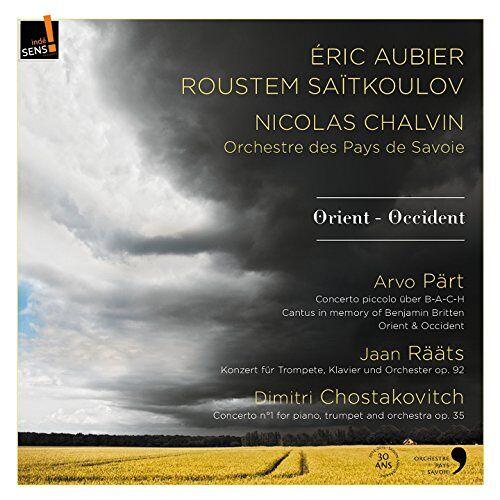 Aubier - Orient & Occident - Preis vom 15.01.2021 06:07:28 h