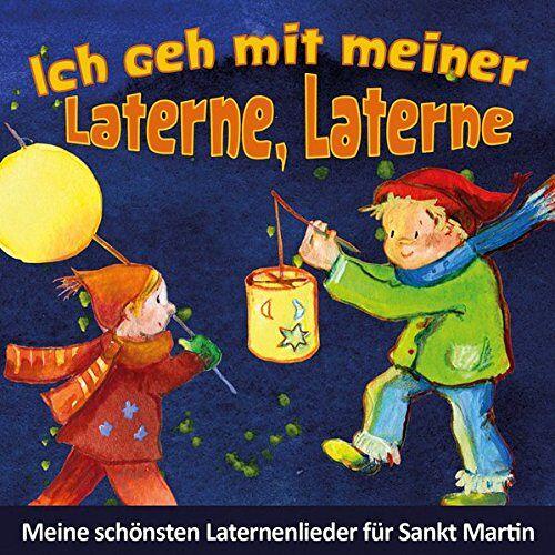 Various - Ich geh mit meiner Laterne, Laterne - Meine schönsten Laternenlieder für Sankt Martin - Preis vom 18.04.2021 04:52:10 h