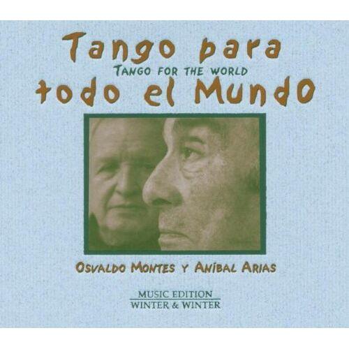 Montes, Osvaldo&Arias, Anibal - Tango Para Todo El Mundo - Preis vom 19.01.2020 06:04:52 h