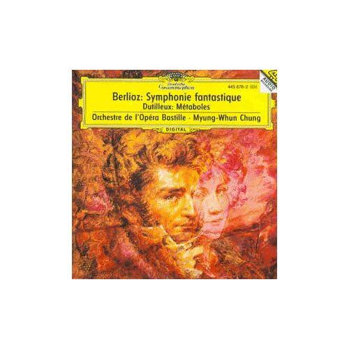 Chung - Symphonie Fantastiq./Metaboles - Preis vom 06.03.2021 05:55:44 h