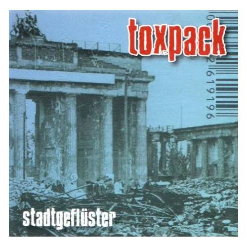Toxpack - Stadtgeflüster - Preis vom 28.02.2021 06:03:40 h
