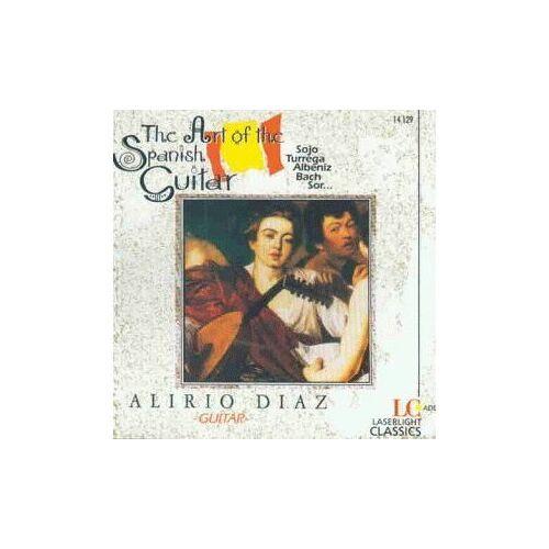 Alirio Diaz - The Art of the Spanish Guitar - Preis vom 24.02.2021 06:00:20 h