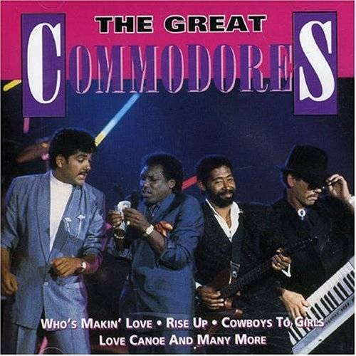 The Commodores - The Great Commodores - Preis vom 18.10.2020 04:52:00 h