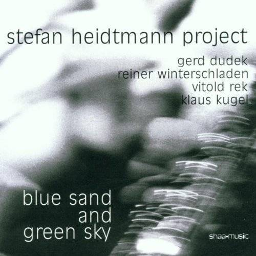 Stefan Heidtmann - Blue Sand and Green Sky - Preis vom 27.02.2021 06:04:24 h