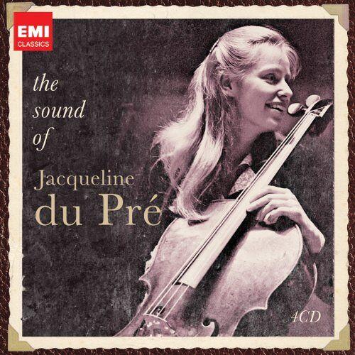 Jacqueline Du Pre - The Sound of Jacqueline du Pre - Preis vom 24.01.2021 06:07:55 h