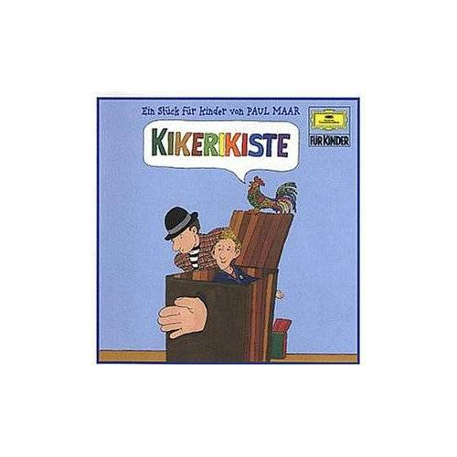 Paul Maar - Kikerikiste - Preis vom 28.02.2021 06:03:40 h